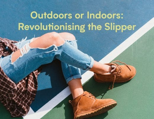 Outdoors or Indoors: Revolutionising the Slipper