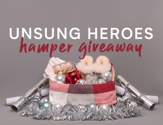 Unsung Heroes Hamper Giveaway