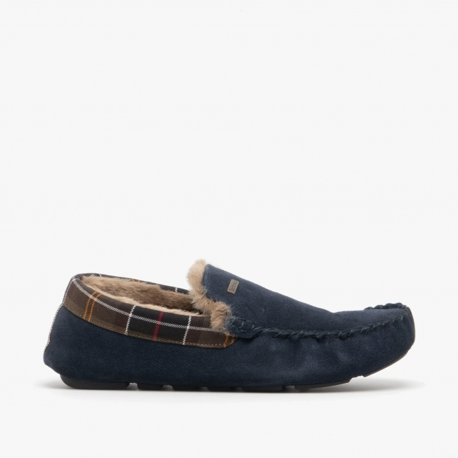 Barbour MONTY Mens Suede Leather Soft