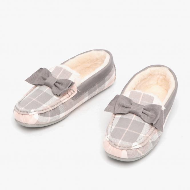 Barbour SADIE Ladies Moccasin Slippers