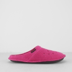 Crocs 203600 CLASSIC SLIPPER Ladies Mules Candy Pink/Oatmeal