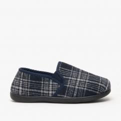 Shop Men's Wide Fitting Slippers At