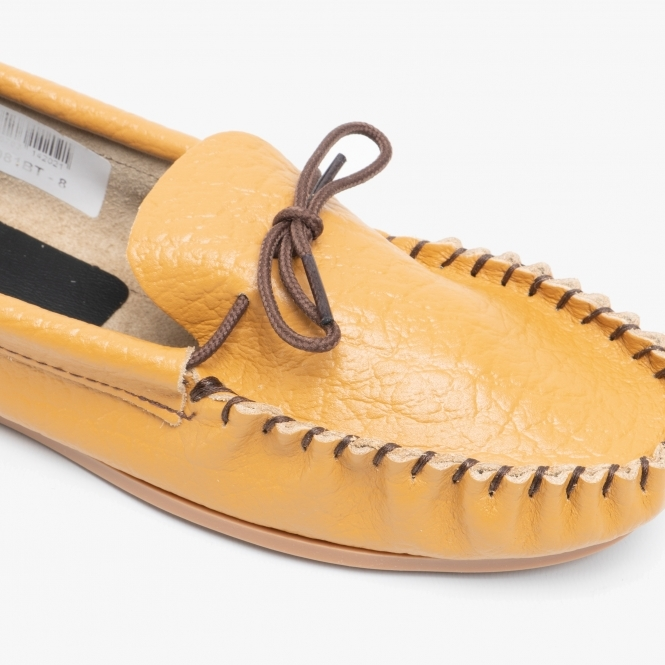 detailed pictures affordable price online here Mokkers GORDON Mens Slip On Moccasin Slippers Tan | House of Slippers