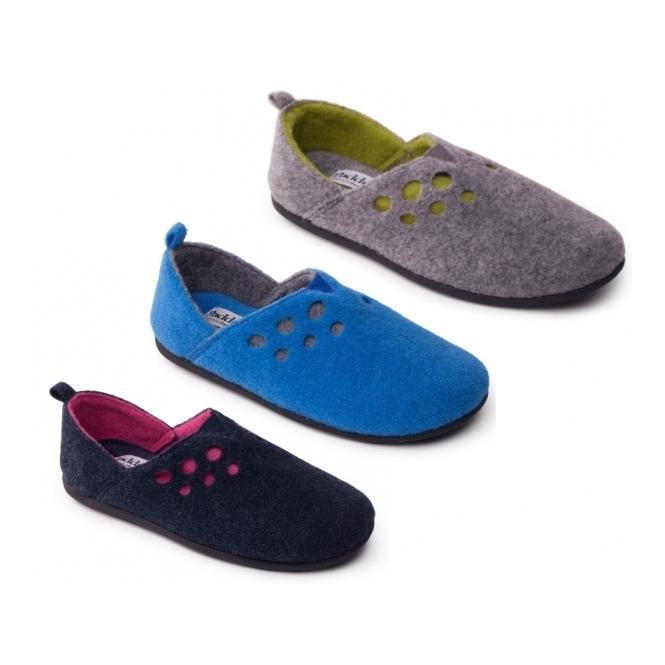 Padders Riva Womens Full Slippers