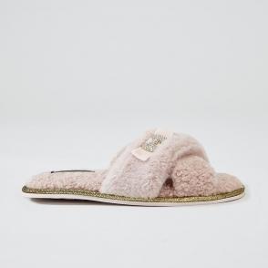 5404a7b6c5c ALI Ladies Slide Slippers Pink · Pretty You London ALI Ladies Slide Slippers  Pink