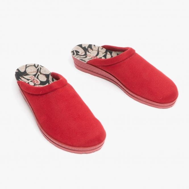 Rohde 2291 Ladies Slip On Mule Slippers