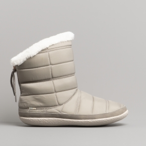 15a083faf Ted Baker HAMOND Luxury Faux Fur Bootie Slippers Black HouseOfSlippers