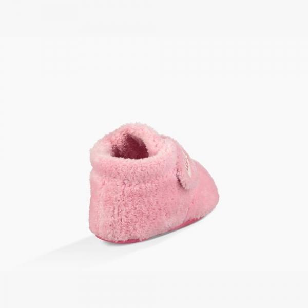 7f5bc4cb789 BIXBEE Infants Boot Slippers Bubblegum