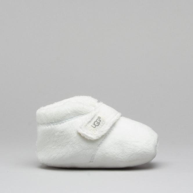 1791ce5f496 BIXBEE Infants Boot Slippers Vanilla