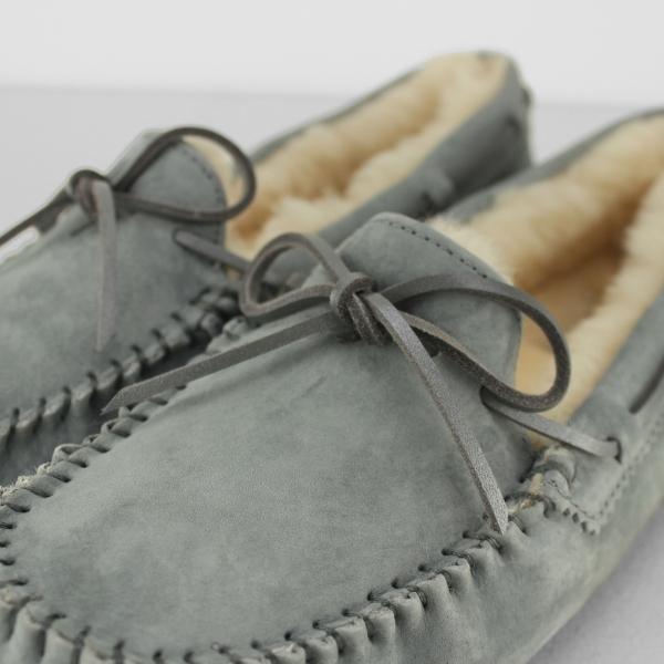 594bf9f949d UGG DAKOTA METALLIC Ladies Moccasin Slippers Geyser