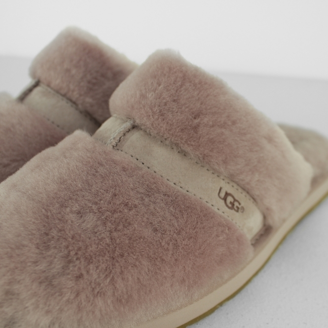 6daa4d1818c6 UGG DALLA Ladies Luxury Mule Slippers Purple Dusk