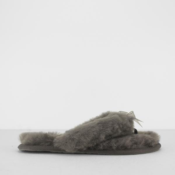 uggs fluff scuff slippers