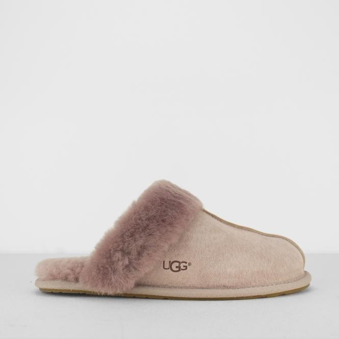 0a309c96c8c UGG SCUFFETTE II Ladies Mule Slippers Dusk Pink