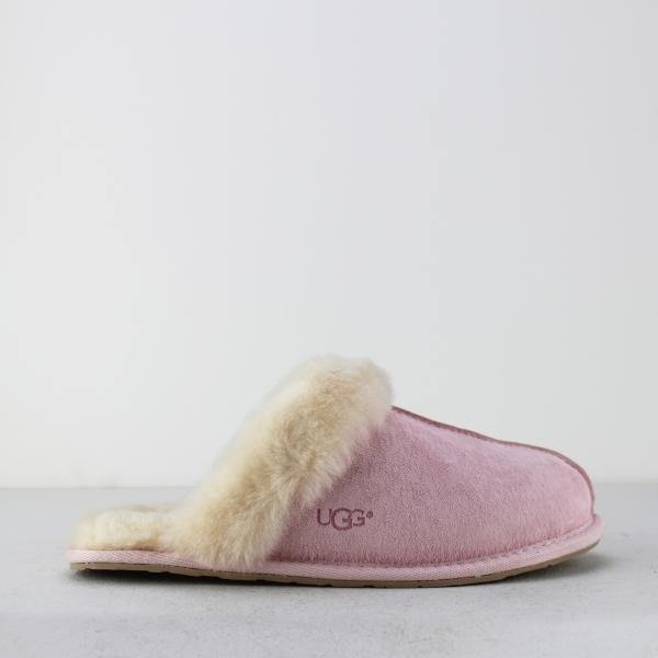 Ugg Scuffette Ii Ladies Mule Slippers Seashell Pink