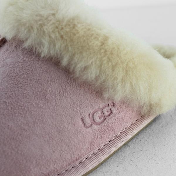 21cdb713d99 UGG SCUFFETTE II Ladies Mule Slippers Seashell Pink