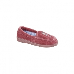 PATTIE Girls Full Slippers Red